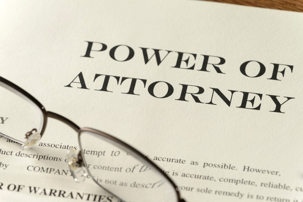 do-it-yourself power of attorney